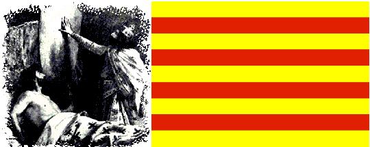Blason de la Provence (sang et or)